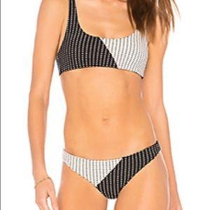 Beach Riot Swim - Beach riot bathing suit.Top is small bottom medium